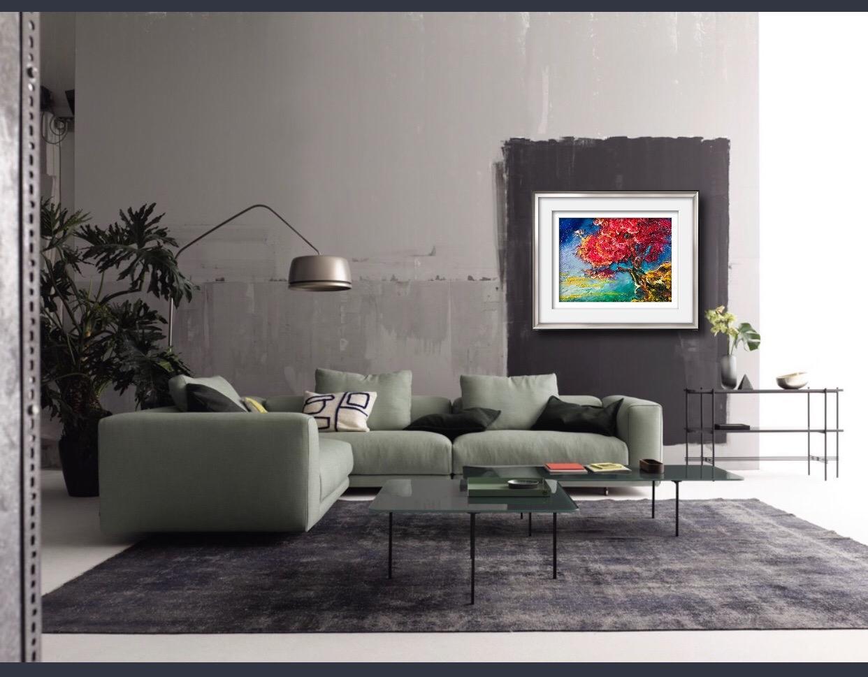 Home | Interieur | Einrichtung - Wandbilder verschönern den Raum, steigern das Wohlbefinden und werten die Atmosphäre auf.