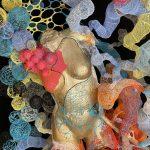 stage of creation, Teilbild im Detail